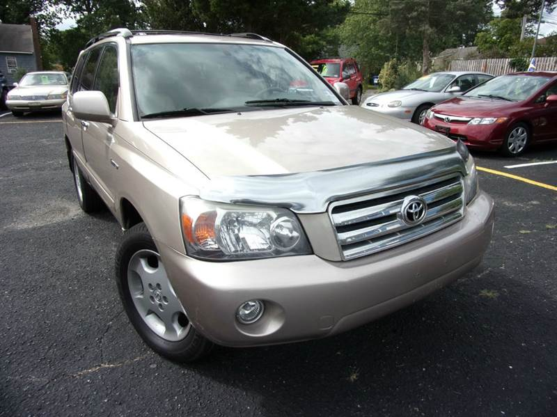 2006 Toyota Highlander Limited AWD 4dr SUV w/3rd Row - Toms River NJ