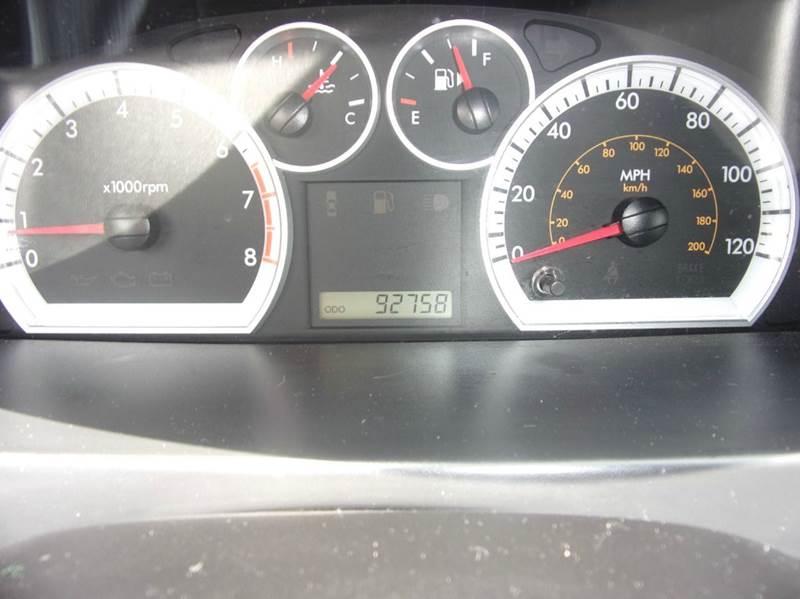 2008 Chevrolet Aveo LS 4dr Sedan - Toms River NJ
