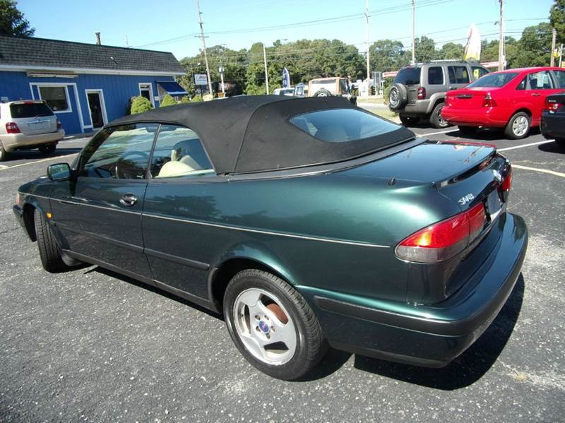 1999 Saab 9-3 2dr Turbo Convertible - Toms River NJ