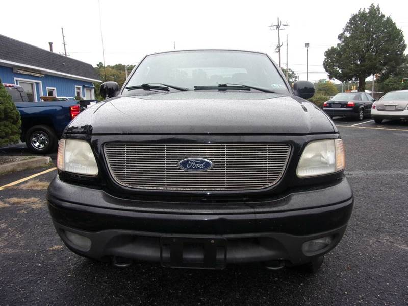 2003 Ford F-150 XLT 4dr SuperCab 4WD Styleside SB - Toms River NJ