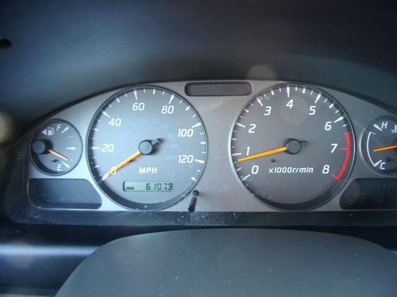 2003 Nissan Sentra GXE 4dr Sedan - Toms River NJ