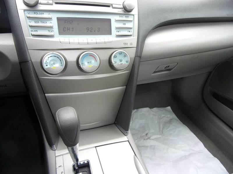 2008 Toyota Camry LE 4dr Sedan 5A - Toms River NJ