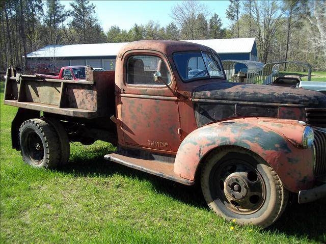 1946 Chevrolet 3100 for sale at Riverside Auto Sales in Saint Croix Falls WI