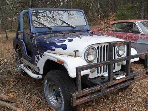 1980 Jeep Wrangler for sale in Saint Croix Falls, WI