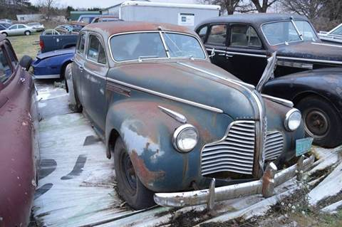 1941 Buick 40 Special for sale at Riverside Auto Sales in Saint Croix Falls WI
