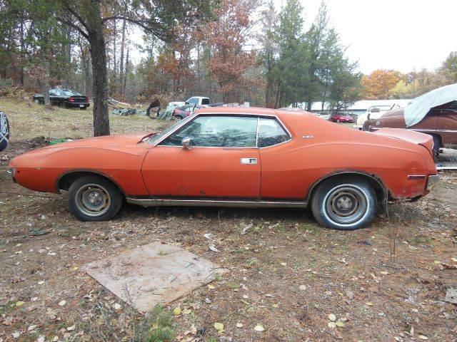 1972 AMC AMX for sale at Riverside Auto Sales in Saint Croix Falls WI