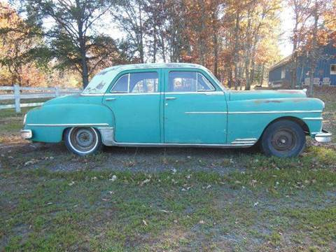 1951 Desoto De Luxe for sale at Riverside Auto Sales in Saint Croix Falls WI