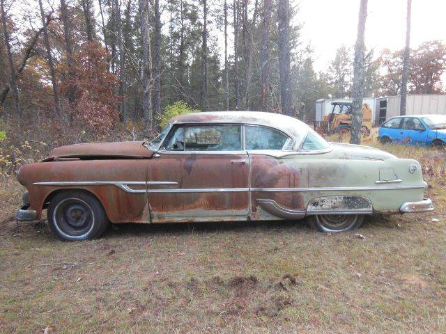 1953 Pontiac Star Chief for sale at Riverside Auto Sales in Saint Croix Falls WI
