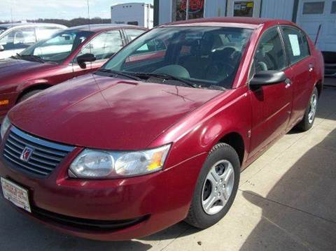 2005 Saturn Ion for sale in Saint Croix Falls, WI