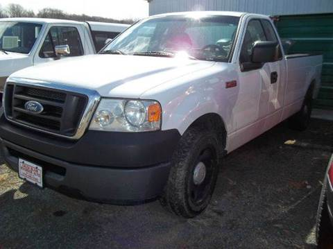2007 Ford F-150 for sale at Riverside Auto Sales in Saint Croix Falls WI