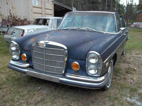 1966 Mercedes-Benz 280 S for sale at Riverside Auto Sales in Saint Croix Falls WI