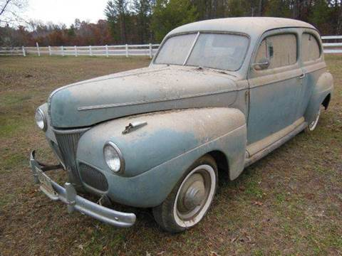 1941 Ford Tudor for sale at Riverside Auto Sales in Saint Croix Falls WI