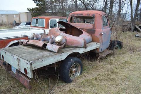 1953 Ford F2 for sale at Riverside Auto Sales in Saint Croix Falls WI