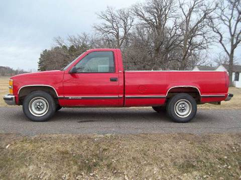 1997 Chevrolet C/K 2500 Series for sale in Saint Croix Falls, WI