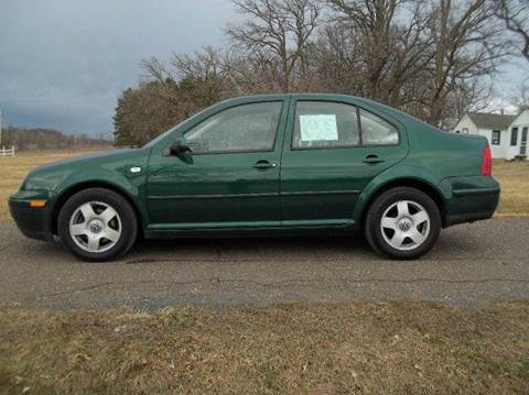 2001 Volkswagen Jetta for sale in Saint Croix Falls, WI