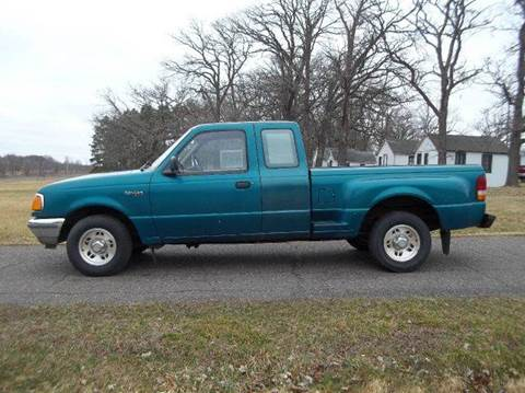 1996 Ford Ranger for sale in Saint Croix Falls, WI