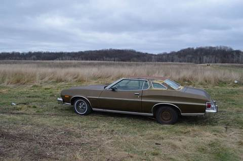 1974 Ford Torino for sale at Riverside Auto Sales in Saint Croix Falls WI