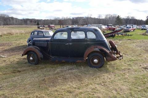 1935 Ford Deluxe for sale at Riverside Auto Sales in Saint Croix Falls WI