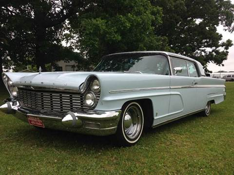 used 1960 lincoln continental for sale. Black Bedroom Furniture Sets. Home Design Ideas