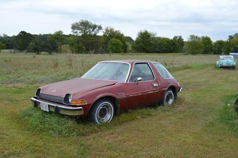 Amc Cars For Sale >> Amc Pacer For Sale In Wisconsin Carsforsale Com