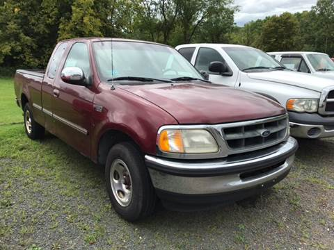 1998 Ford F-150 for sale at Riverside Auto Sales in Saint Croix Falls WI