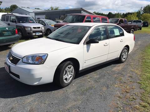 2008 Chevrolet Malibu Classic for sale at Riverside Auto Sales in Saint Croix Falls WI