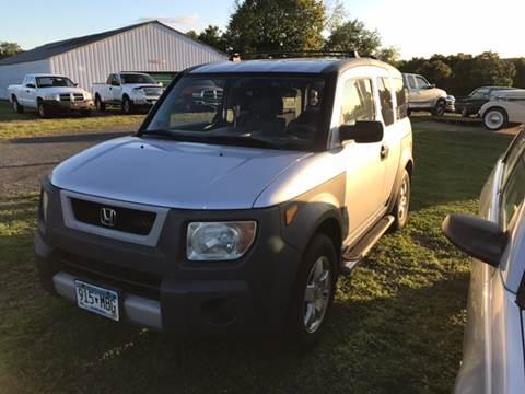 2003 Honda Element for sale in Saint Croix Falls, WI