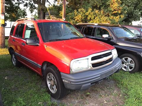 2004 Chevrolet Tracker for sale in Saint Croix Falls, WI
