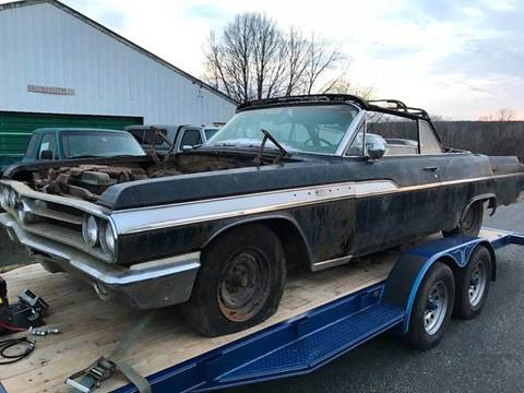 1963 Buick Wildcat for sale at Riverside Auto Sales in Saint Croix Falls WI