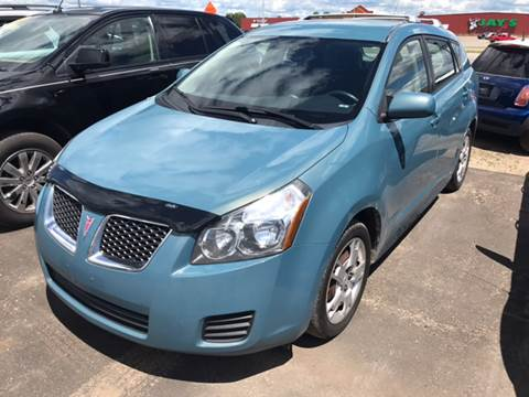 2009 Pontiac Vibe for sale in Gaylord, MI