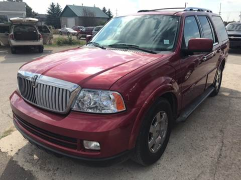 2005 Lincoln Navigator for sale in Gaylord, MI