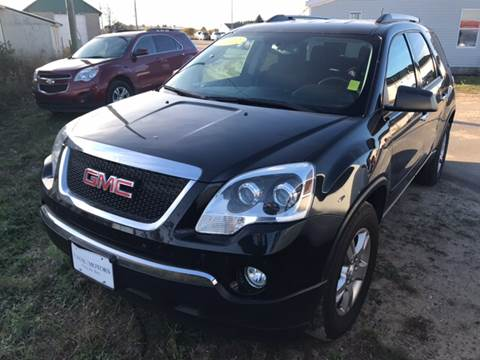 2011 GMC Acadia for sale in Gaylord, MI