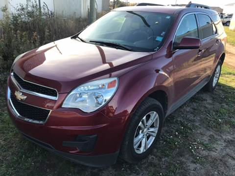 2011 Chevrolet Equinox for sale in Gaylord, MI
