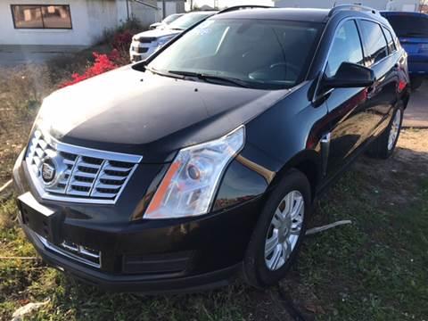 2013 Cadillac SRX for sale in Gaylord, MI