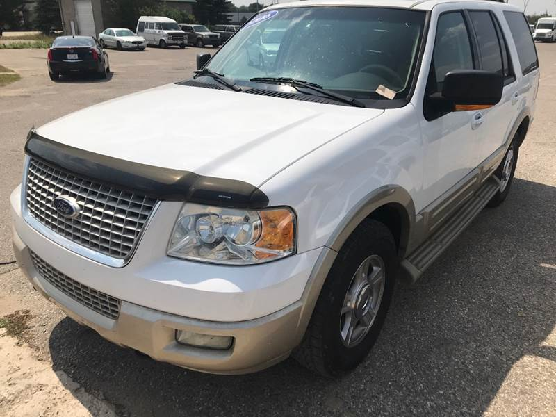 2006 ford expedition eddie bauer 4dr suv 4wd in gaylord mi strait a way auto sales llc. Black Bedroom Furniture Sets. Home Design Ideas