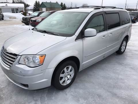 2009 Chrysler Town and Country for sale in Gaylord, MI