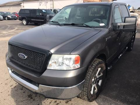 2004 Ford F-150 for sale in Gaylord, MI