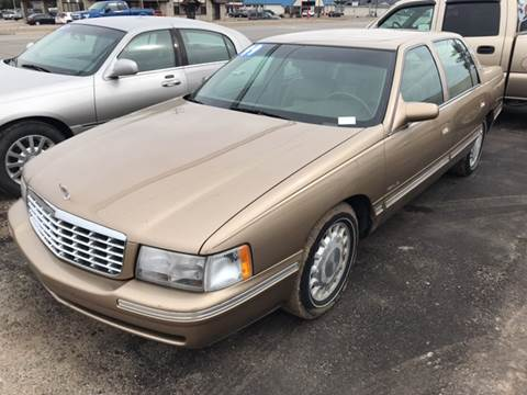 1999 Cadillac DeVille for sale in Gaylord, MI