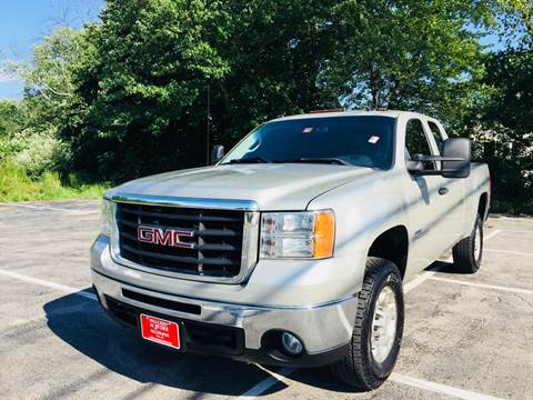 2007 GMC Sierra 2500HD for sale in Derry, NH