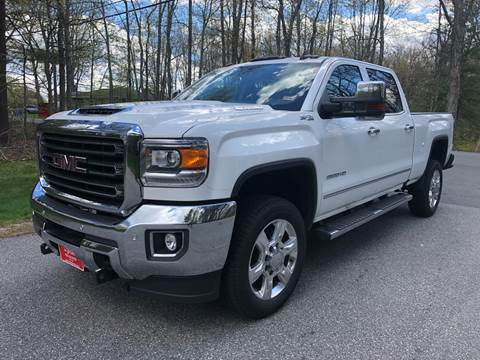 2019 GMC Sierra 2500HD for sale in Derry, NH