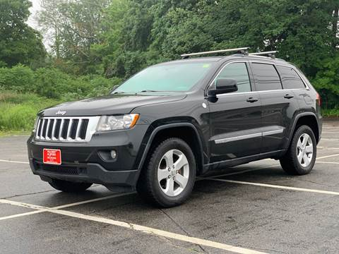 2011 Jeep Grand Cherokee for sale in Derry, NH