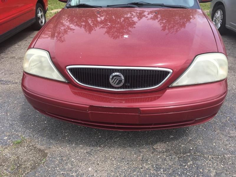 2002 Mercury Sable for sale at Paramount Motors in Taylor MI