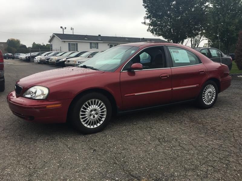 2001 Mercury Sable car for sale in Detroit