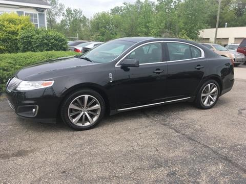 2009 Lincoln MKS for sale at Paramount Motors in Taylor MI