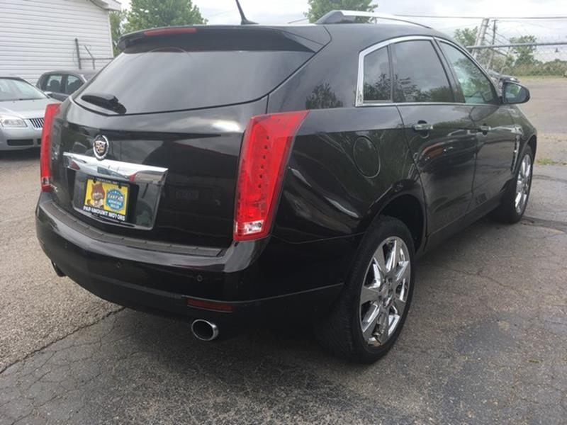 2010 Cadillac SRX for sale at Paramount Motors in Taylor MI