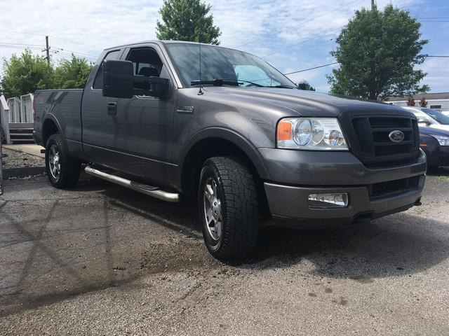 2005 Ford F-150 for sale at Paramount Motors in Taylor MI
