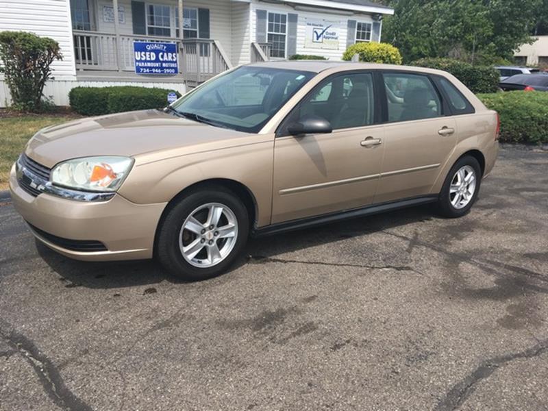 2004 Chevrolet Malibu Maxx car for sale in Detroit