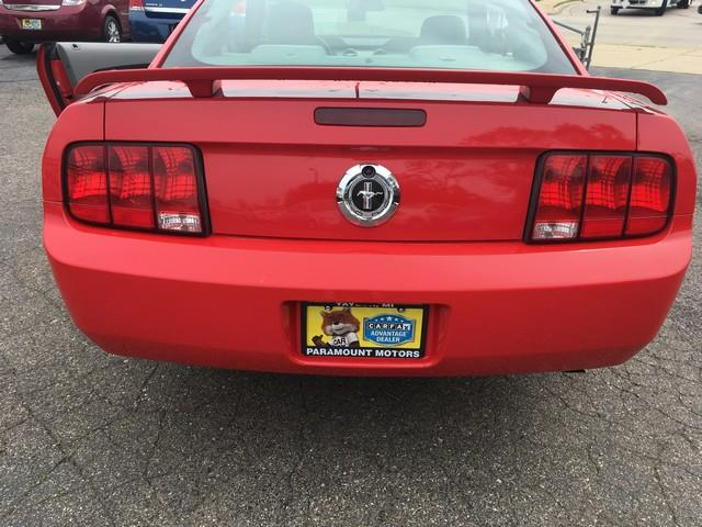 2005 Ford Mustang for sale at Paramount Motors in Taylor MI