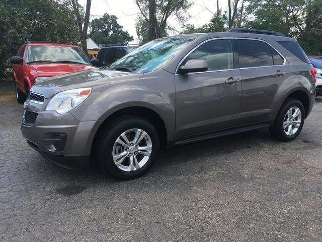 2010 Chevrolet Equinox for sale at Paramount Motors in Taylor MI