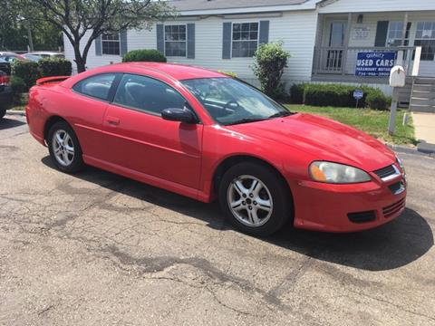 2005 Dodge Stratus for sale at Paramount Motors in Taylor MI